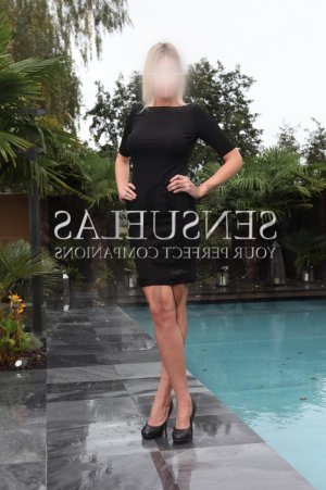 Jeanne-lise thai massage, escort